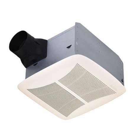 nutone ultra exhaust fan ceiling fans nutone ultra silent qtrn series ventilation