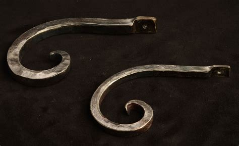 amazon com command forever classic metal hook antique hand made hand forged metal hooks by elemetal designs