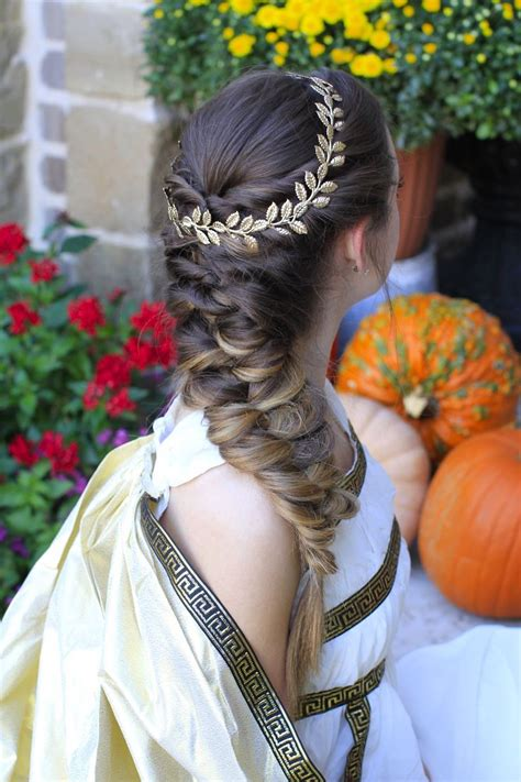goddess braid wedding white 44 best vestal images on pinterest hair dos roman