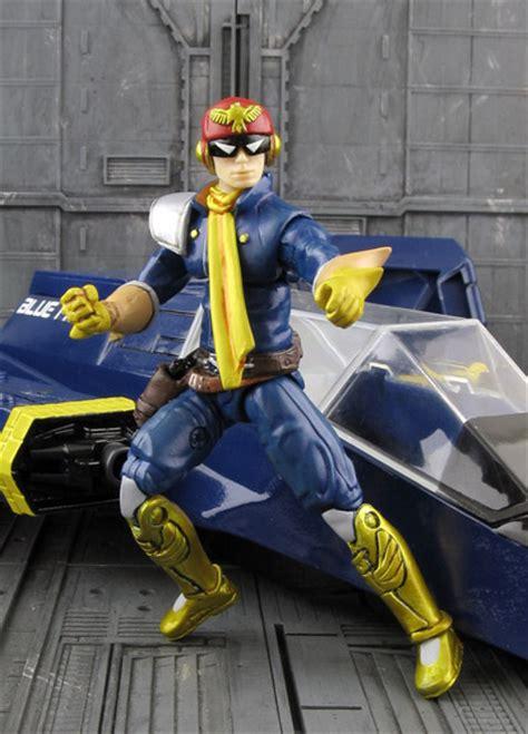 f zero figures joecustoms gt figures gt tag s fzero gt captain falcon
