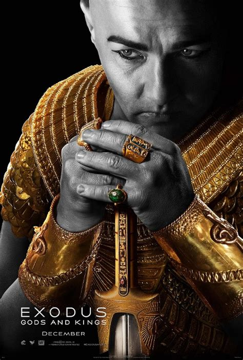 film exodus gods and kings cast exodus gods and kings 2014 movie trailer release date