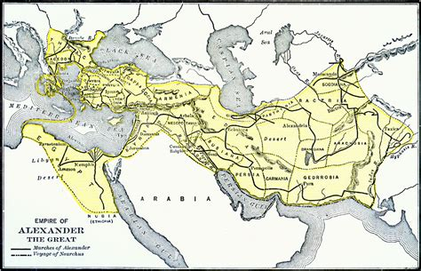 the great empire map of the empire of the great