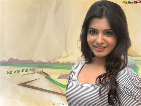 actress samantha biography samantha hot stills telugu actress samantha profile