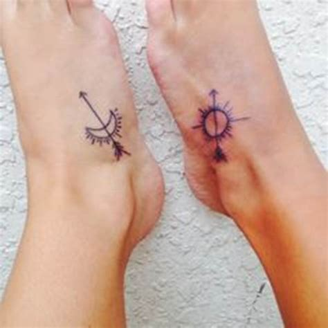 sun and moon matching tattoo 77 sun and moon ideas for ink everywhere