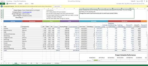 Simple Project Tracking Template Free Excel Project Management Tracking Templates