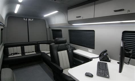 offi mobili mobile office conversion vans hq custom design