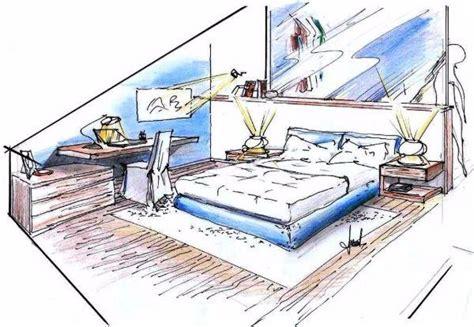 disegni da letto da letto in mansarda progetto