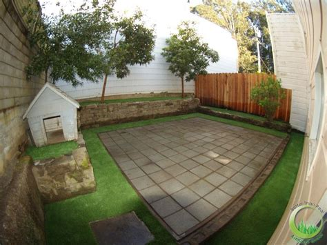 provide dogs access to water backyard ideas for dogs small backyard just for the dog with artificial turf