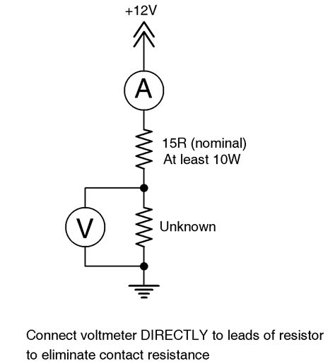how to measure resistance of a transformer how to measure the resistance of an unknown resistor 28 images intermediate elements ppt