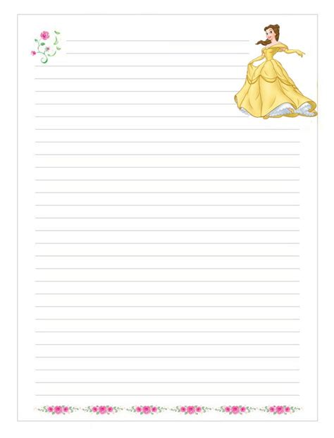 hojas para escribir cartas modelos de hojas para escribir cartas imagui