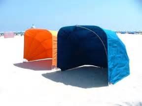 Canopy On Beach by Beach Shade Umbrella Rainwear
