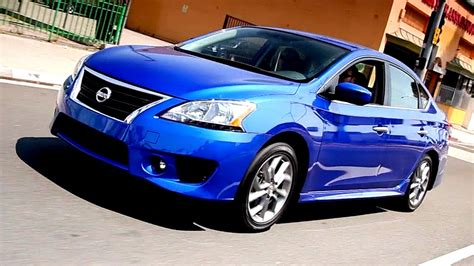 blue nissan sentra 2014 2014 nissan sentra review and road test