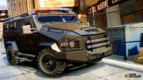 Need For Speed SWAT VAN for GTA 4