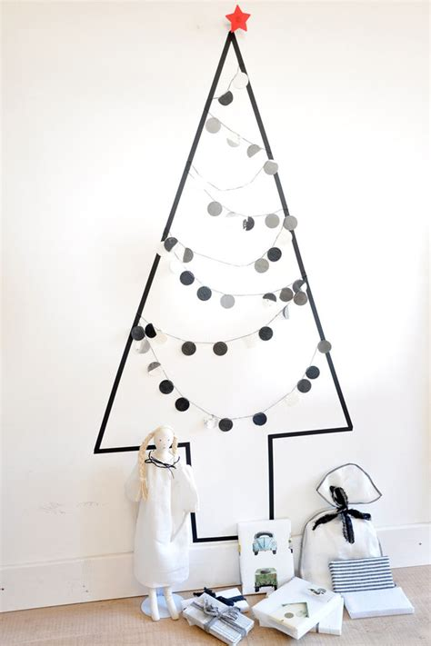 innovative christmas trees decor ideas 14 diy alternative modern trees contemporist