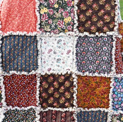 Fabric For Rag Quilt by Reproduction Fabrics Rag Quilt Vintage Look Calico Quilt
