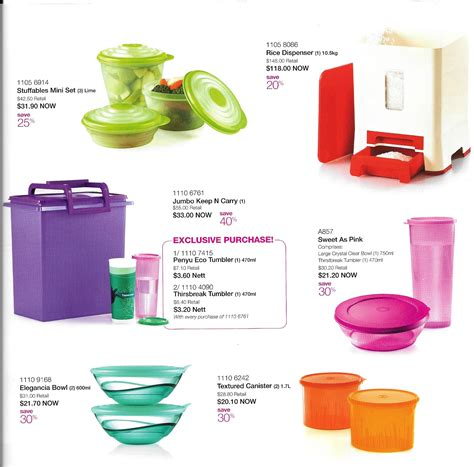 Tupperware Day tupperware special promotions buy tupperware in