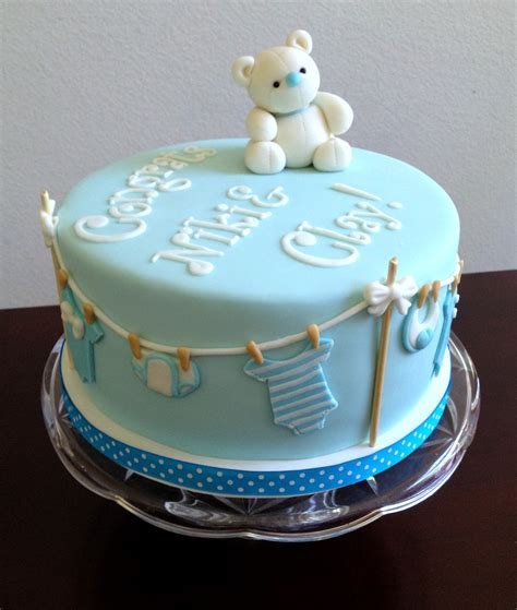 Boy Or Baby Shower Cake by Baby Boy Cakes Be Equipped Boy Baby Shower Cupcake Ideas