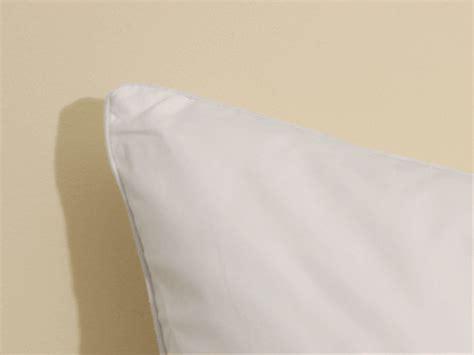 louisville bedding company pillow louisville bedding company down alternative eco smart pillow standard size pillows com