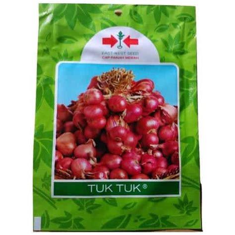 Bibit Daun Bawang Panah Merah jual benih bawang merah tuk tuk 10 gram panah merah