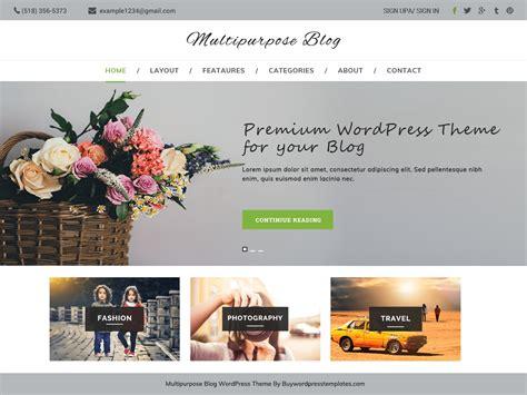 wordpress theme blog mobile theme directory free wordpress themes
