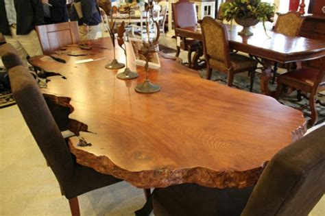 Natural Wood Dining Room Tables by Dining Room Furniture From Solid Wood Rustic Style