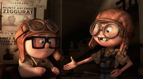 film up completo love letter to carl and ellie oh my disney awww