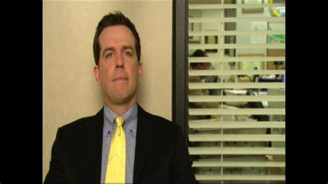 The Office Andy by Andy Bernard The Office On Vimeo