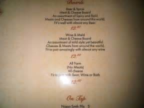 cheese board menu check out the all farm board