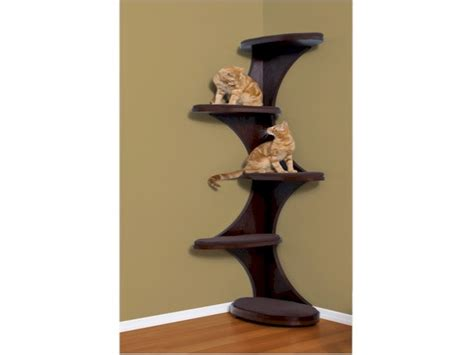Stylish Cat Tree | unique condos modern cat tree furniture stylish cat