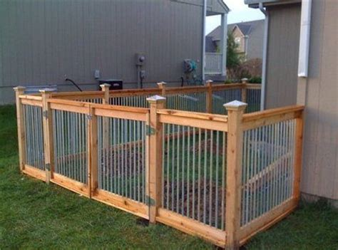 Fences For Dogs Backyard by Best 25 Fence Ideas On Fence Ideas
