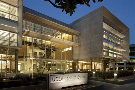 ucla emergency room ucla health system nautilus unveil new building construction and design