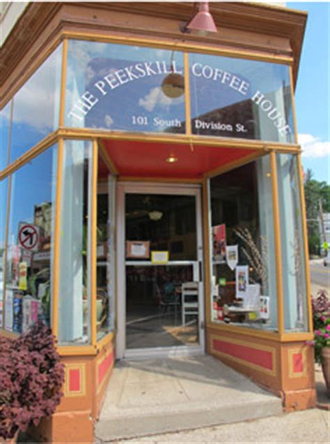 peekskill coffee house about us