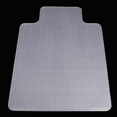 clear chair mat home office computer desk floor carpet pvc protector ebay
