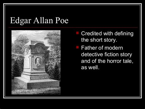 common themes in poe s stories american romanticism