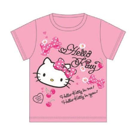 hello kitty t shirt hello kitty t shirt 130 cherry the kitty shop