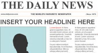 free newspaper templates for microsoft word best photos of blank newspaper template for word blank