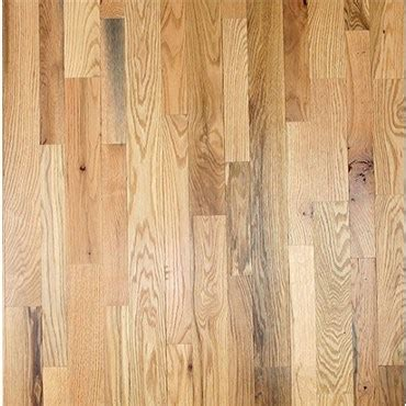 1 vs 2 oak flooring 2 1 4 quot x 3 4 quot oak 2 common unfinished solid wood