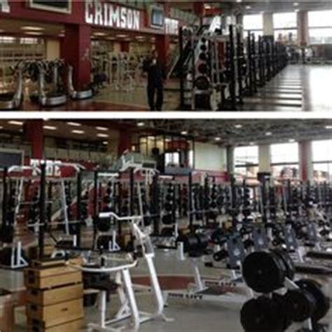 alabama weight room of alabama s new weight facility fitout alabama of