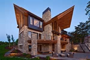 Modern House Design Mountain Home 2010 Luxury Tour Mountain Modern Contemporary