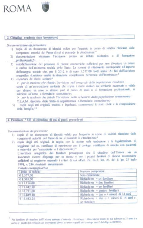 Modulo Cambio Residenza Roma by Roma Fa Schifo Sciattown Riesci A Leggere Questi