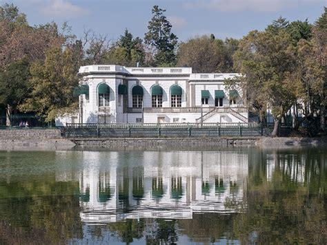 casas del lago la suntuosa casa del lago de chapultepec
