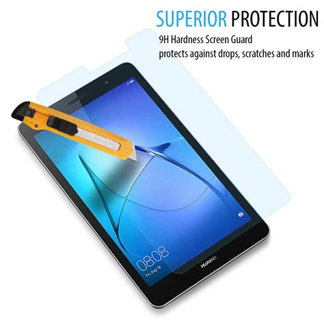 Tempered Glass For Huawei G606 tempered glass screen protector cover for tablet huawei