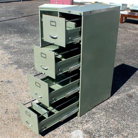 Vintage Metal File Cabinet 15 Quot Bentson Vintage Industrial Age Metal File Cabinet 50 Sale Ebay