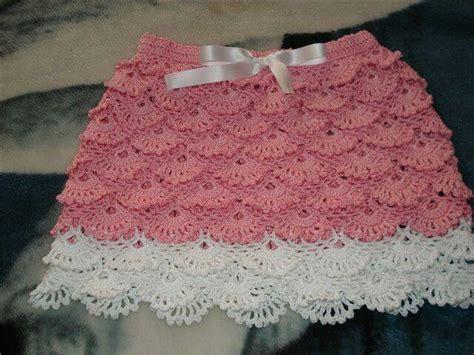 faldas de crochet para nina falda ni 241 a 1 todo bebes y ni 241 s pinterest