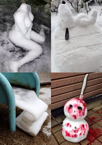artikel membuat sabu uniknya manusia salju cewek seksi hingga tema horor di