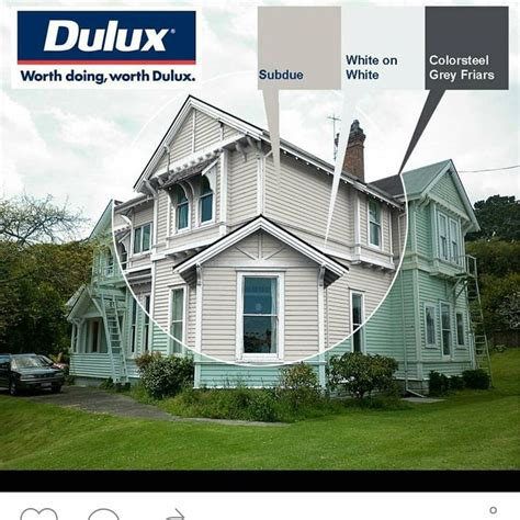 exterior paint colour by dulux weathershield dulux inspirationspaint gregoryhills