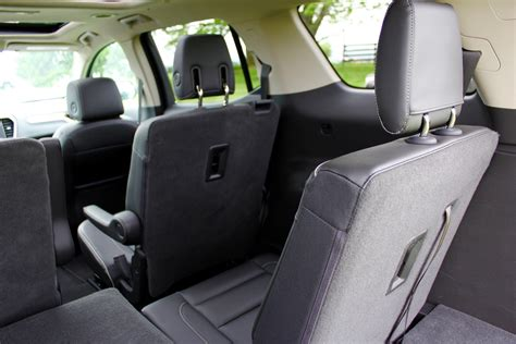 gmc third row seating autos post