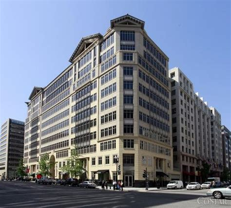 Pwc Washington Dc Office by Pricewaterhousecoopers Signs Lease At 600 13th St Nw