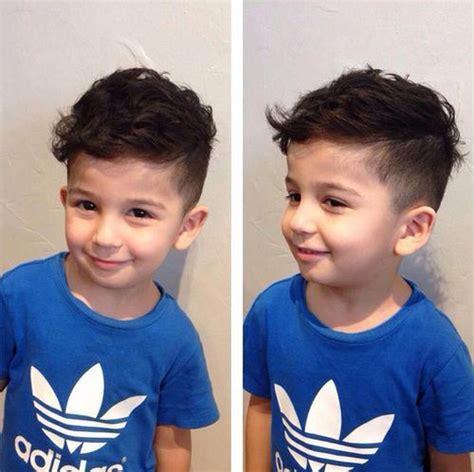 little boys first mundan fryzura dla chlopca 4 magazyn fryzury