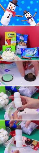 marshmallow crafts easy crafts for marshmallow snowmen 28 images 25